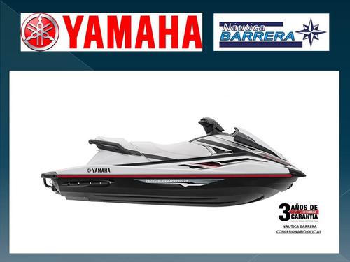 moto de agua yamaha vx deluxe modelo 2018 preventa c-gtia