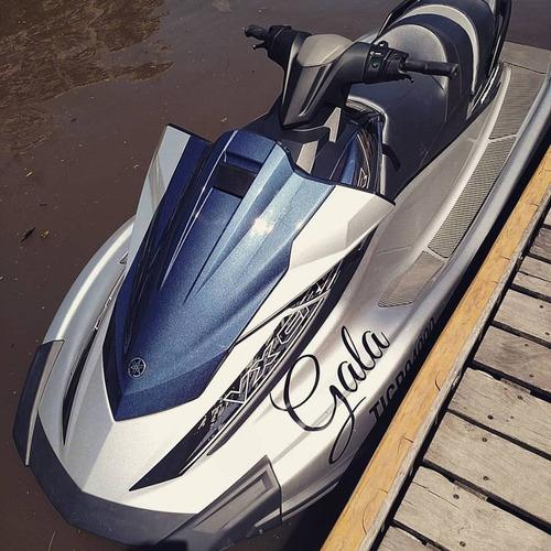 moto de agua yamaha vx1100  cruiser ride 2016