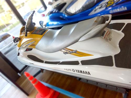 moto de agua yamaha vx700 año 2011 52 hs  infl de regalo 1p