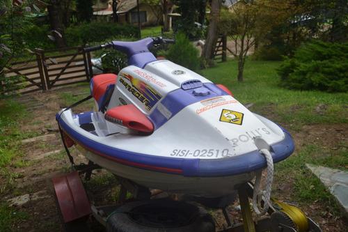 moto de agua yamaha  wave raider 1100
