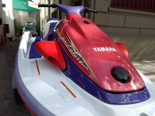 moto de agua yamaha wave runner - wave venture 1100 triple