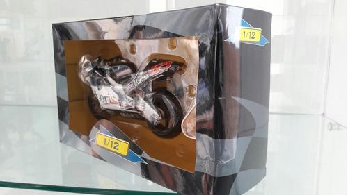 moto de coleccion 1/12 altaya ixo honda nsr - 500 - loris