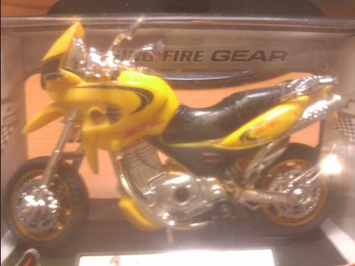 moto de coleccion marca vertex nuevo