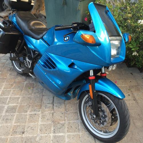 moto de coleccion, no caida, todo le funciona, todo original
