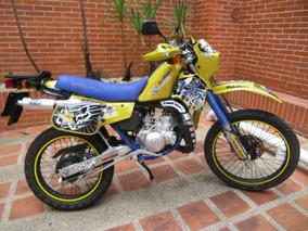 Moto De Coleccion Suzuki Ts 125x 1987 Unica Duena