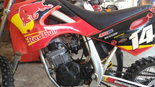 moto de competição importada lem cr2 (infantil)