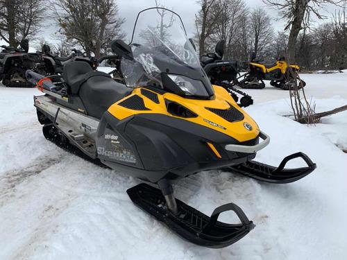 moto de nieve ski doo skandic swt 600ace