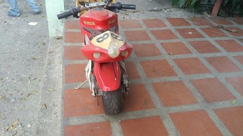 moto de niño a gasolina 50cc de yoyo
