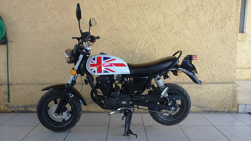 moto de paseo marca pkm modelo m4