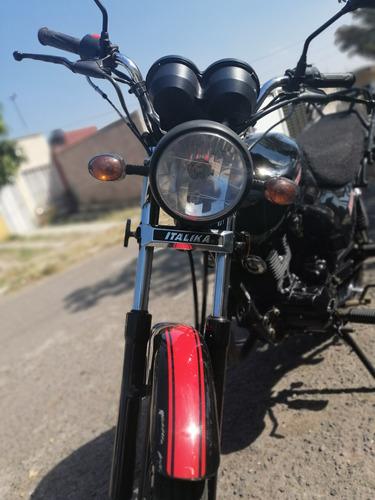 moto de trabajo