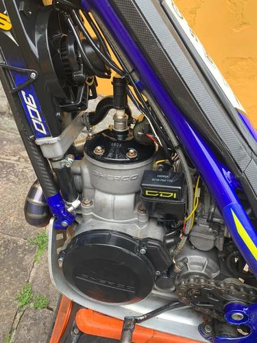 moto de trial sherco 2.9 (300cc)