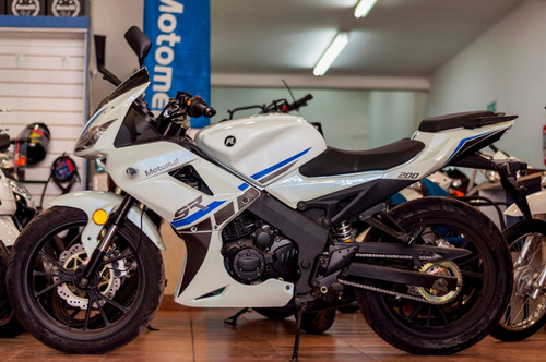 moto deportiva 200 motomel