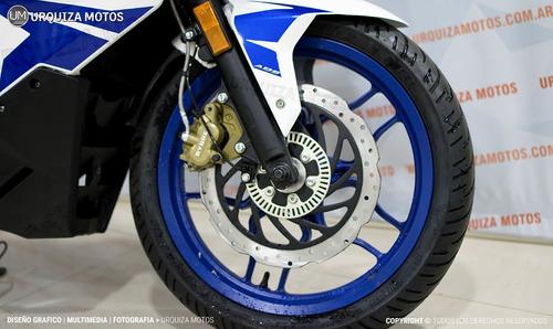 moto deportiva bajaj rs 200 0km urquiza motos