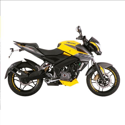 moto deportiva calle bajaj ns 200 0km urquiza motos