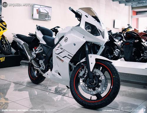 moto deportiva daelim roadwin 250 0km urquiza motos