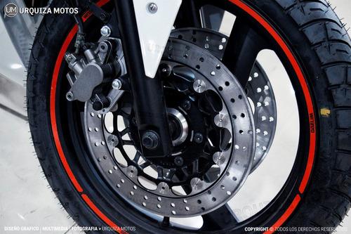 moto deportiva daelim roadwin 250 motos