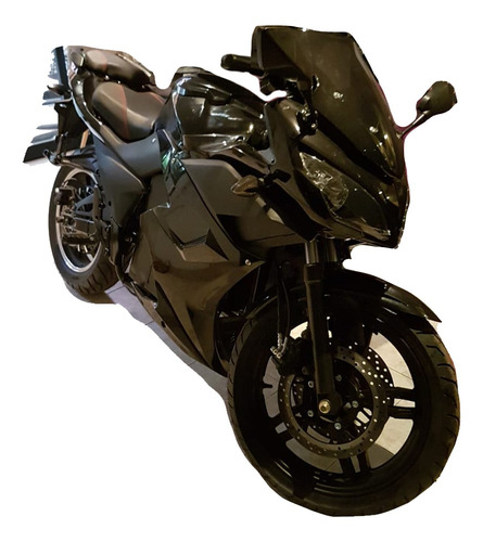 moto deportiva electrica volta