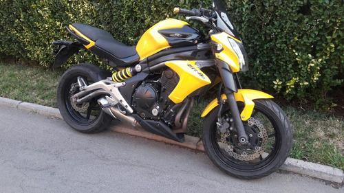 moto deportiva kawasaki
