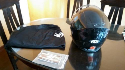 moto deportiva lifan sukhoi 12 + casco original