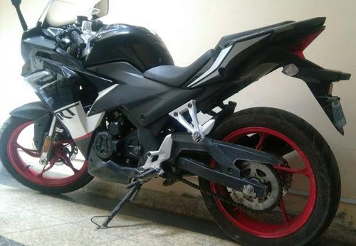 moto deportiva pistera rt250 italika