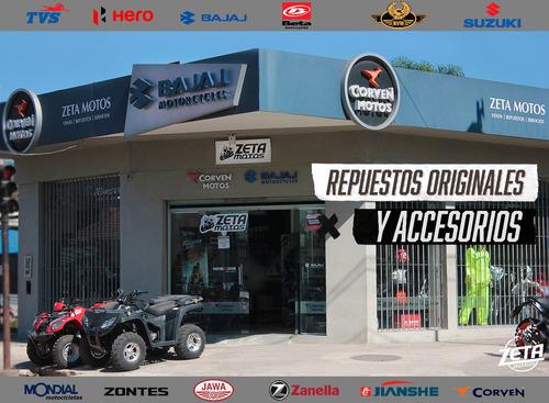moto deportiva tvs rr 310 0 km