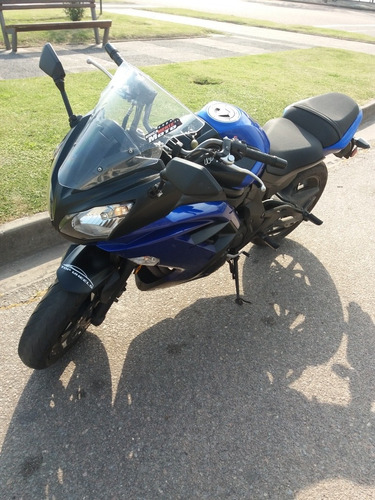 moto, deportivas. kawasaki,ninja 650