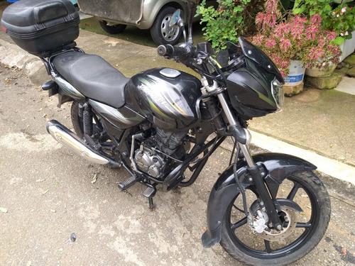 moto dicover 125, 2012