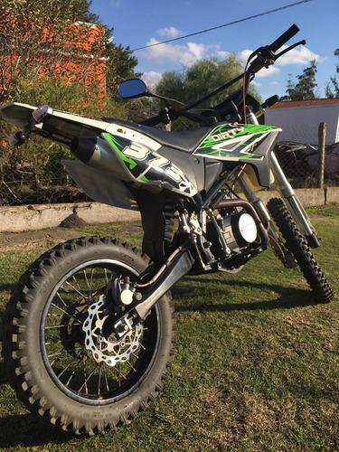 moto dirty 125cc. ¡¡excelente oportunidad!!