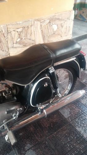 moto dkw  200 cc totalmente restaurada