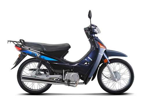 moto dlx moto 110