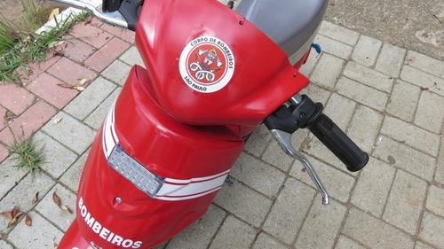moto do bombeiro motor dois tempos chassis reforçado