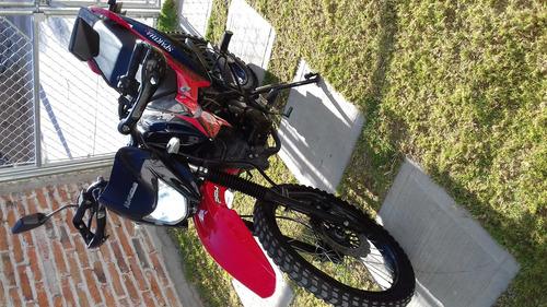 moto doble proposito 200cc