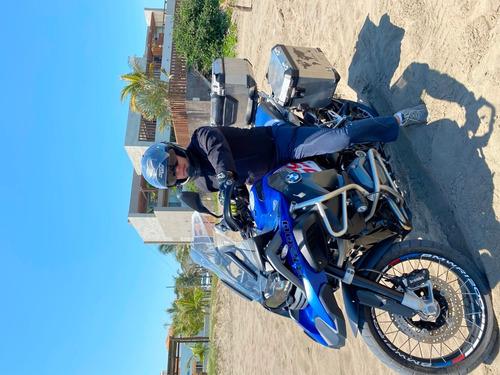 moto doble propósito bmw r1200gs adventure