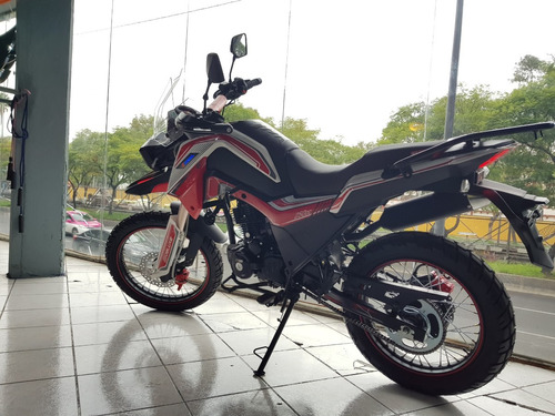 moto doble proposito de mb motos x-trail 2017