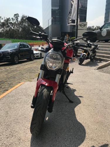 moto ducati monster 797 2018