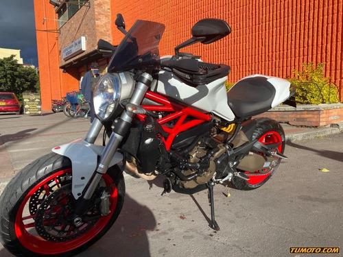 moto ducati monster 821 2015