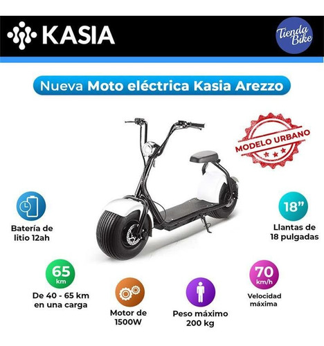 moto electric arezzo scooter