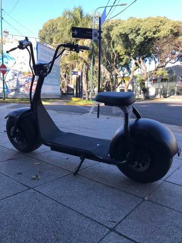 moto electrica 1000wts citycoco emotion