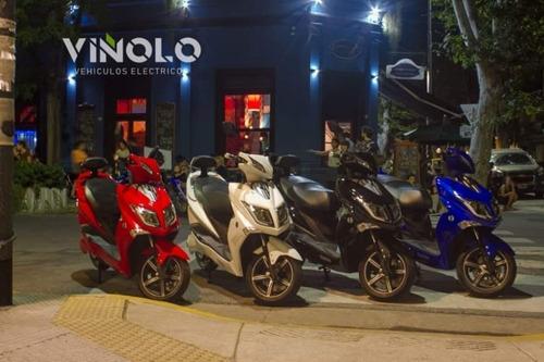 moto eléctrica 18 cuotas de $12.690 - viñolo vehículos /e