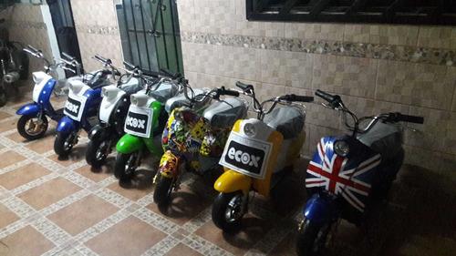 moto electrica 250 watts - para niños, unicas en peru