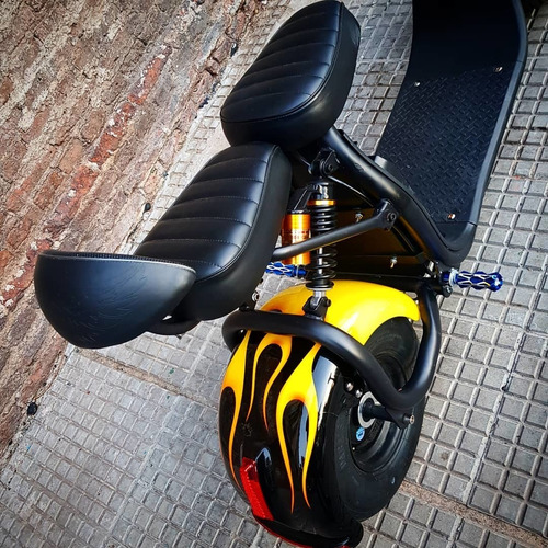 moto electrica 40km autonomia 20ah bateria no sunra