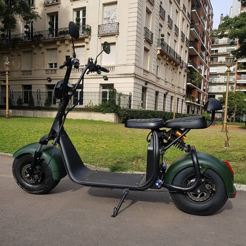 moto electrica 40km autonomia bateria 20ah litio extraible