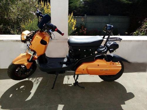 moto electrica 75 km/hr