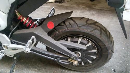 moto electrica a toda prueba