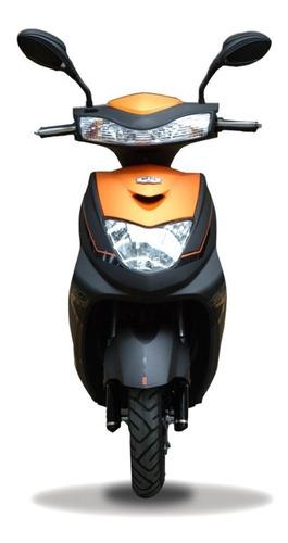 moto electrica aima bosch s3 naranja a crédito 0% de interés