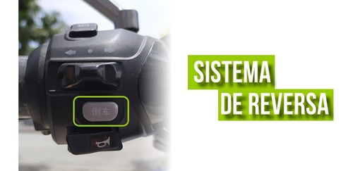 moto electrica  aima bosch t3 litio gris, envios nacionales