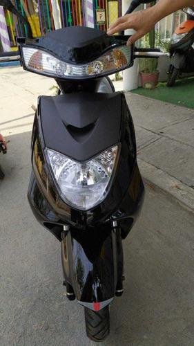 moto electrica aima bosh s3 negra créditos a 0% de interés