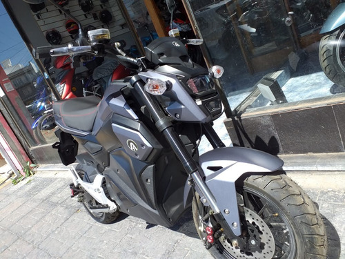 moto electrica annapurna laky litio 40 ah no super soco