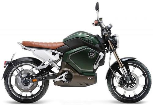 moto eléctrica australiana super soco tc