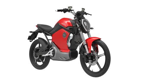 moto eléctrica australiana super soco ts